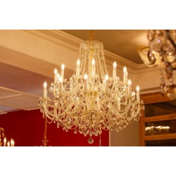 CRYSTAL CHANDELIER AL126CR