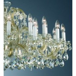 CRYSTAL CHANDELIER APL059