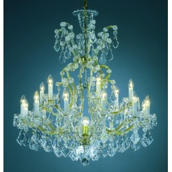 CHANDELIER MARIA THERESA APL037