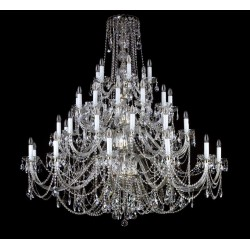 CRYSTAL CHANDELIER L132CE
