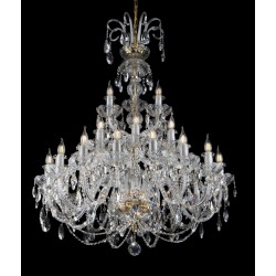 CRYSTAL CHANDELIER EL10228302PB