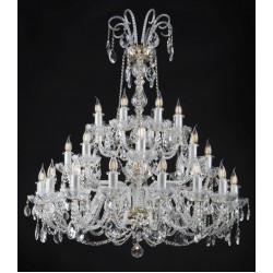 CRYSTAL CHANDELIER EL1023201PB