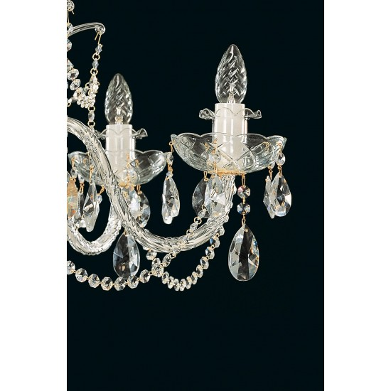 CRYSTAL CHANDELIER  EL102502