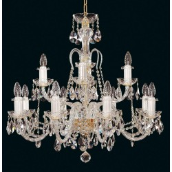 CRYSTAL CHANDELIER EL1048402
