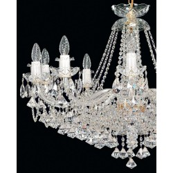 CRYSTAL CHANDELIER EL1051006