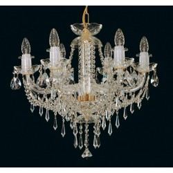 CRYSTAL CHANDELIER EL105603