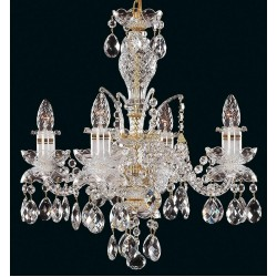 CRYSTAL CHANDELIER EL110441