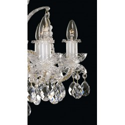 CRYSTAL CHANDELIER EL110640