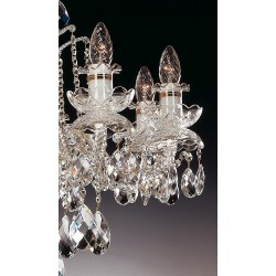 CRYSTAL CHANDELIER EL110841