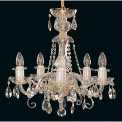 CRYSTAL CHANDELIER EL115502