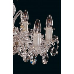 CRYSTAL CHANDELIER  EL120602