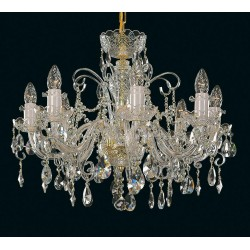 CRYSTAL CHANDELIER EL140802