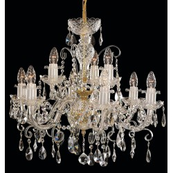 CRYSTAL CHANDELIER EL140902