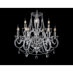 CRYSTAL CHANDELIER EL2186+3+209N