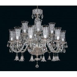 CRYSTAL CHANDELIER EL68118301TB