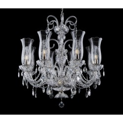 CRYSTAL CHANDELIER EL6898+301TPB