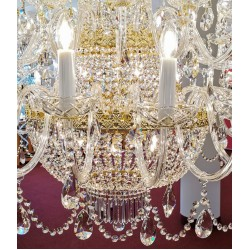 LUXURIOUS CRYSTAL CHANDELIER EL74448+902