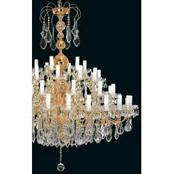CRYSTAL CHANDELIER EL9005402