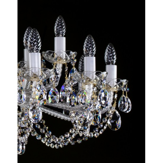 CRYSTAL CHANDELIER L059CE