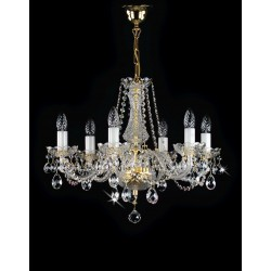 CRYSTAL CHANDELIER L085CL