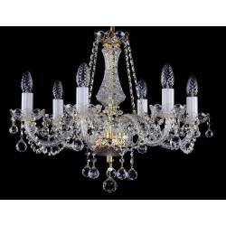 CRYSTAL CHANDELIER L10065CE