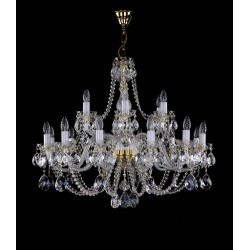 CRYSTAL CHANDELIER L134CE
