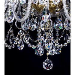 CRYSTAL CHANDELIER L137CE
