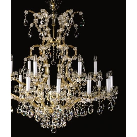 CHANDELIER MARIA THERESA L399CL