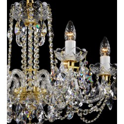 CRYSTAL CHANDELIER LLCH06NB