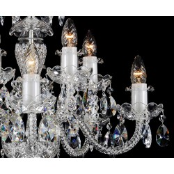 CRYSTAL CHANDELIER LLCH10B