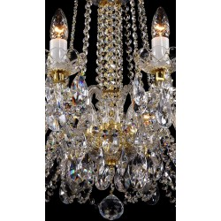 CRYSTAL CHANDELIER LLCH10NB