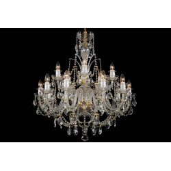 CRYSTAL CHANDELIER LLCH15