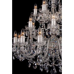 CRYSTAL CHANDELIER LLCH24