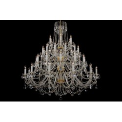 CRYSTAL CHANDELIER LLCH42